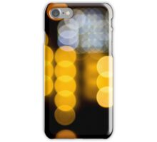 Abstract Bokeh Lights IV iPhone Case/Skin