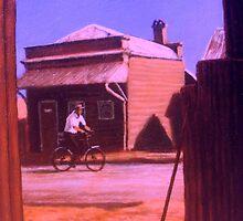 Llywelyn Jones'  Last Ride by Cary McAulay