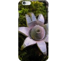 Earth Star Puffball iPhone Case/Skin