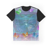 FROM A CATERPILLAR TO A BUTTERFLY Graphic T-Shirt