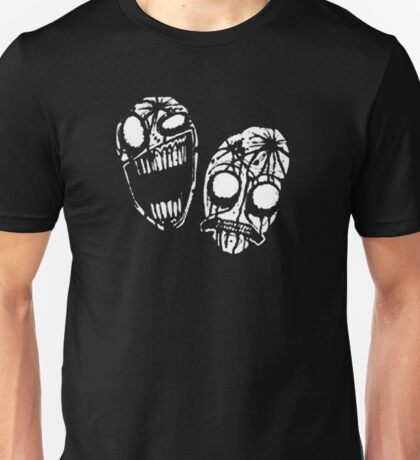JTHM  comedy and tragedy Unisex T-Shirt