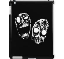 JTHM  comedy and tragedy iPad Case/Skin