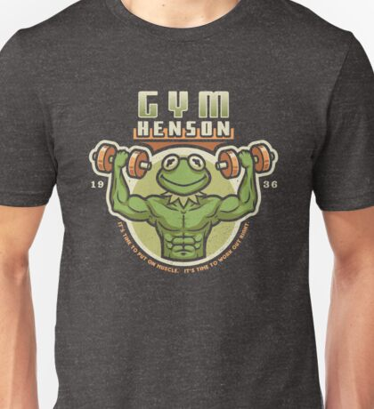 Gym Henson Unisex T-Shirt