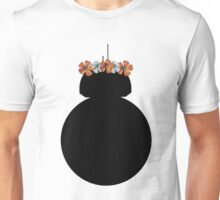 BB-8 Flower Crown Unisex T-Shirt