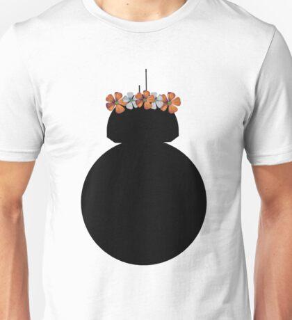 BB-8 Flower Crown Unisex T-Shirt