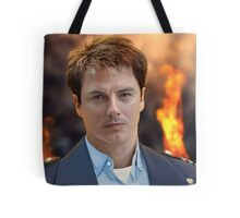 An Impossible Thing – Captain Jack Harkness Tote Bag