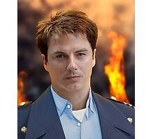 An Impossible Thing – Captain Jack Harkness Photographic Print