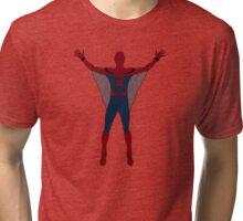 Flying Spider  Tri-blend T-Shirt