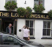 The Lord Kingsale, Ireland by leahdianelove