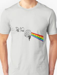the dark side of mind Unisex T-Shirt