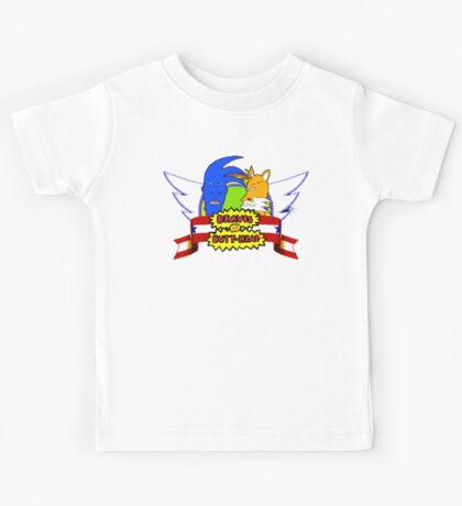 Sonic and Tales - Beavis and Butt-Head Kids Tee