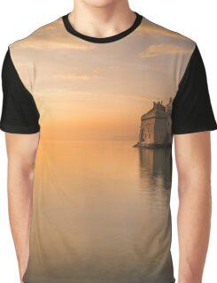 Chateau Chillon Graphic T-Shirt