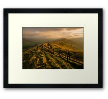 Great Ridge Framed Print