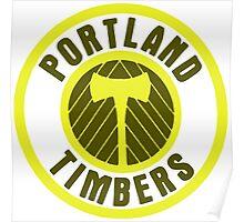 Armies Timber Poster
