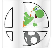 Smash with Yoshi! Poster