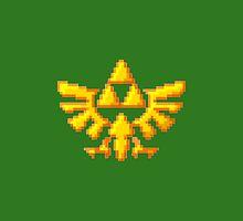 Triforce by PumpkinMuffin