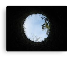 Skyview at the Blarney Castle  Canvas Print