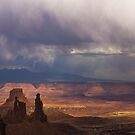 Canyonlands National Park -  Utah by Barbara Burkhardt