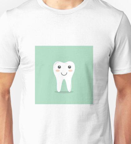 cute teeth Unisex T-Shirt