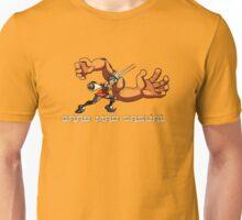 Grab Mad Casual Unisex T-Shirt