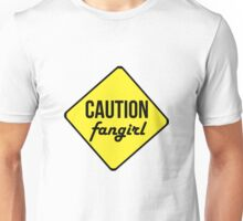 Caution Tshirt Unisex T-Shirt