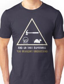 Exclusive Hamster, Jezza, and Captain Slow T-Shirt Unisex T-Shirt