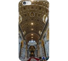 St. Peter's Basillica, Vatican City iPhone Case/Skin
