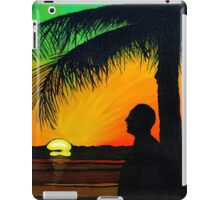 The Duke's Sunset Farewell iPad Case/Skin