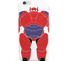 Baymax (Armored) iPhone Case/Skin