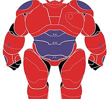 Baymax (Armored) by Ztw1217