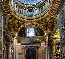 St. Peter's Basillica, Vatican City by fotosic