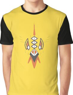 Tapu Cocoa Graphic T-Shirt