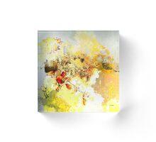 Paganini Theme Acrylic Block