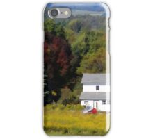 Surrounded by Trees iPhone Case/Skin
