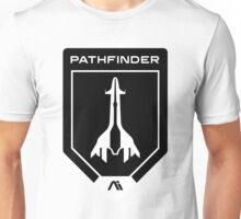 Mass Effect Andromeda Logo (Black) Unisex T-Shirt