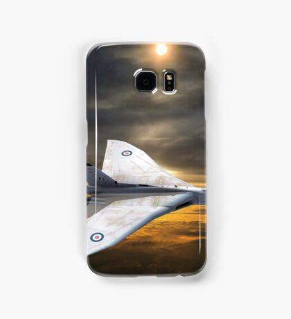 Vulcan Vee Force - Avoiding Armageddon Samsung Galaxy Case/Skin