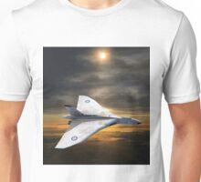 Vulcan Vee Force - Avoiding Armageddon Unisex T-Shirt