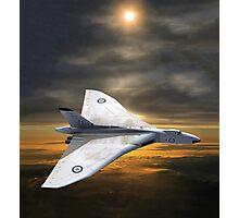 Vulcan Vee Force - Avoiding Armageddon Photographic Print