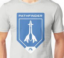 Mass Effect Andromeda Logo (Blue) Unisex T-Shirt