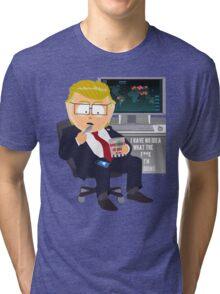 Garrison Trump Tri-blend T-Shirt