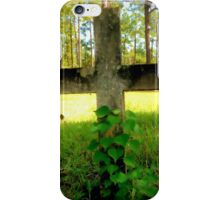 Peace in nature iPhone Case/Skin