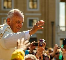 Pope Francis by fotosic