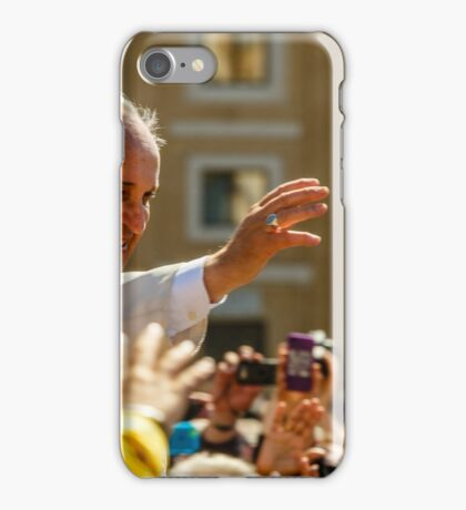 Pope Francis iPhone Case/Skin