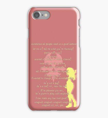 Shiki Misaki iPhone Case/Skin