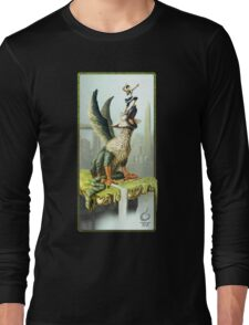 The Last Guardian V.1 Long Sleeve T-Shirt