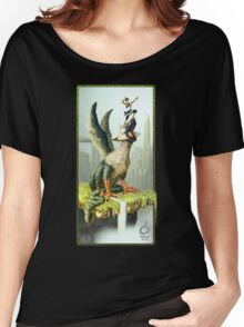 The Last Guardian V.1 Women's Relaxed Fit T-Shirt
