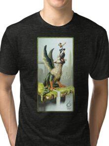 The Last Guardian V.1 Tri-blend T-Shirt