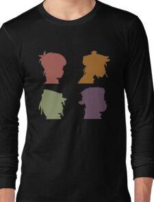 Gorillaz Music Band Long Sleeve T-Shirt