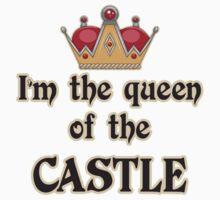 Queen of the Castle Baby Tee