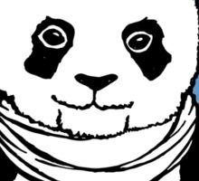 Chilly Panda Sticker